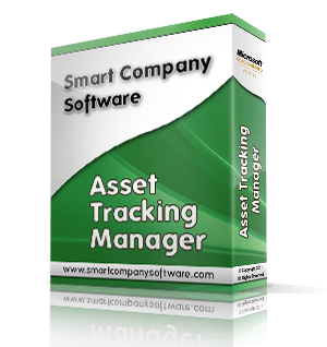 Asset Tracking Manager Software Box